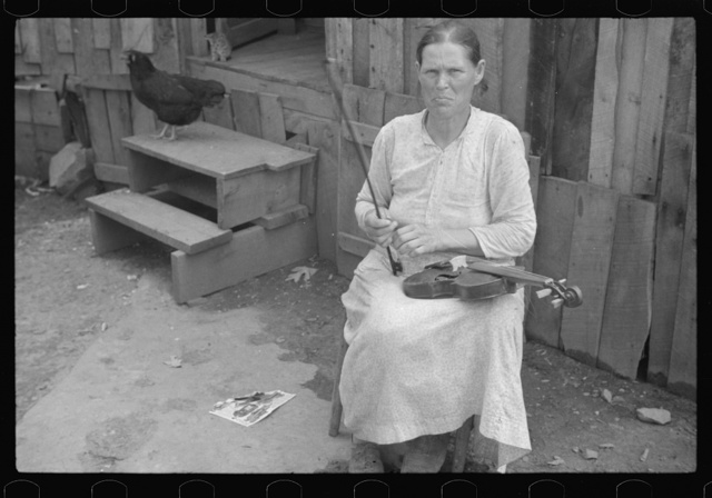 Mrs. Mary McLean, Skyline Farms, Alabama