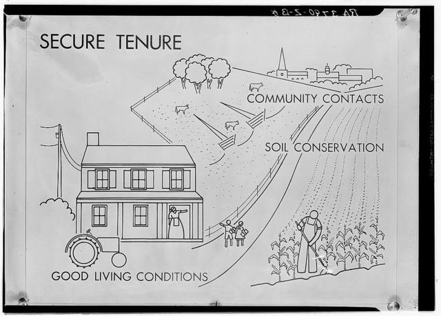 Poster. United States Farm Security Administration