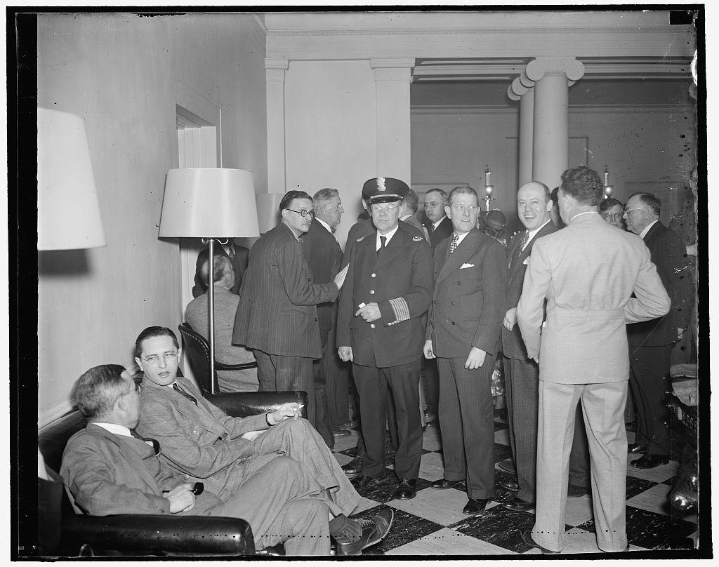 [...] Pres. Roosevelt's press conference
