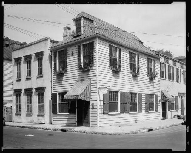 Queen St., Charleston, Charleston County, South Carolina