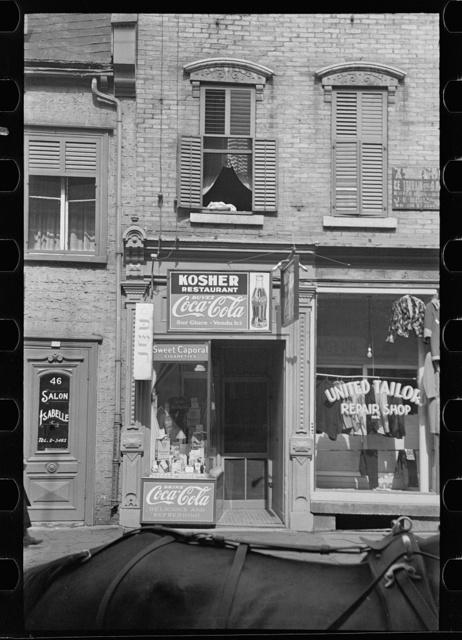 Store, Québec, Canada