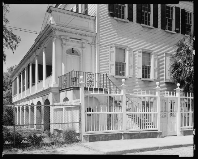 Thomas Bennett House, 1 Lucas St., Charleston, Charleston County, South Carolina