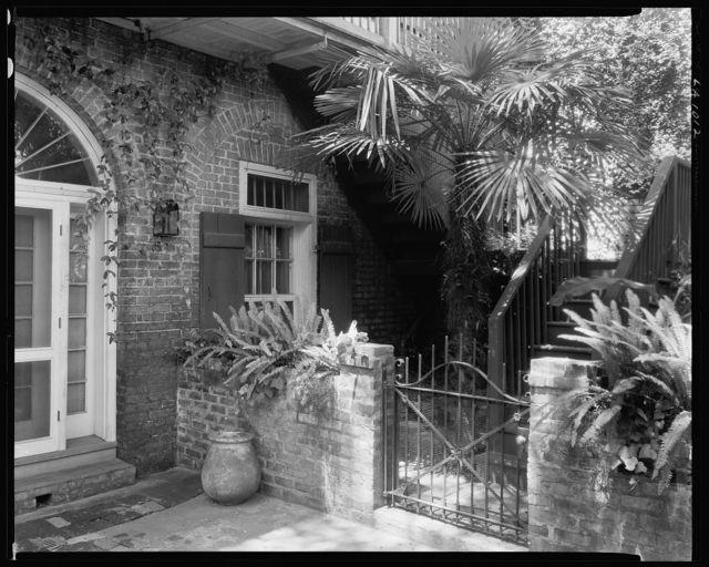 Tricou residence, 711 Bourbon St., New Orleans, Orleans Parish, Louisiana