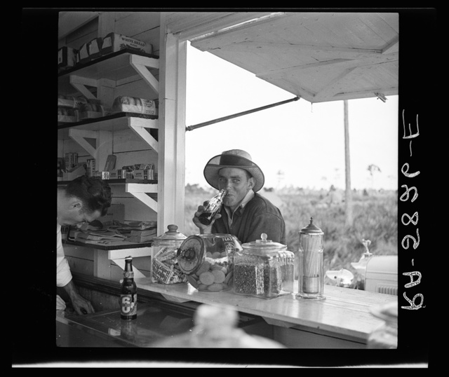 Unmarried man who works in the packinghouse at Deerfield, Florida