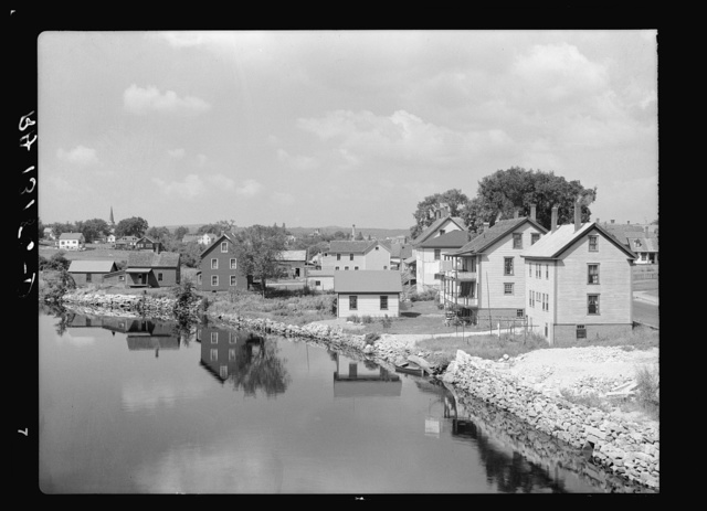 View of Hooksett, New Hampshire