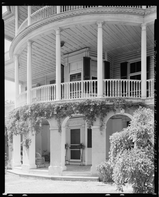 William Drayton House, 6 Gibbes St., Charleston, Charleston County, South Carolina
