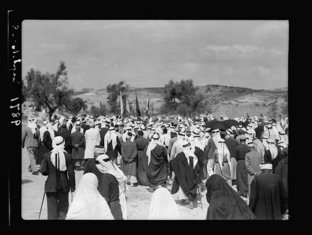 A funeral of some un-named rebel individuals. Friday Sept. 16, 1938