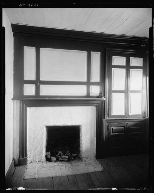 A. Lorentz House, Lincolnton vic., Lincoln County, North Carolina