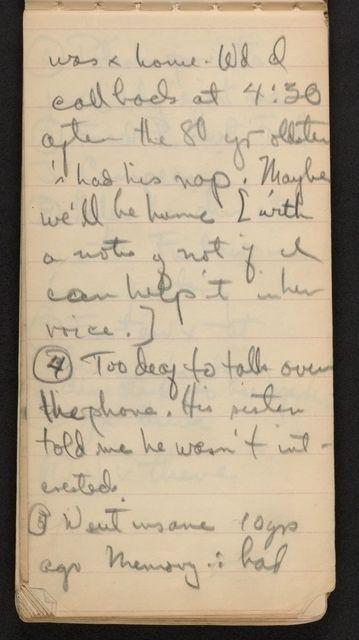 Alan Lomax Collection, Manuscripts, Michigan, Wisconsin, and Illinois, 1938 Aug-Nov