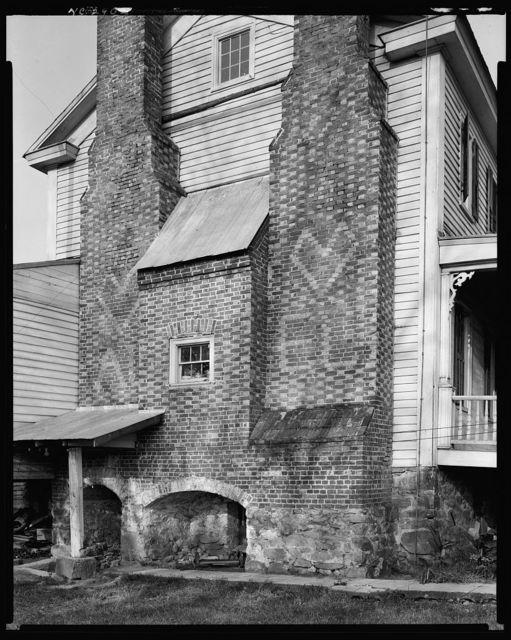 Alexander Long House, Salisbury vic., Rowan County, North Carolina
