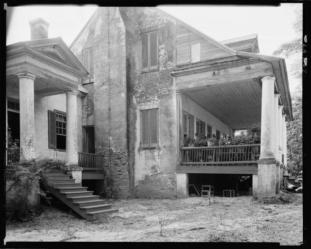 Asphodel Plantation, Fluker, E. Feliciana Parish, Louisiana