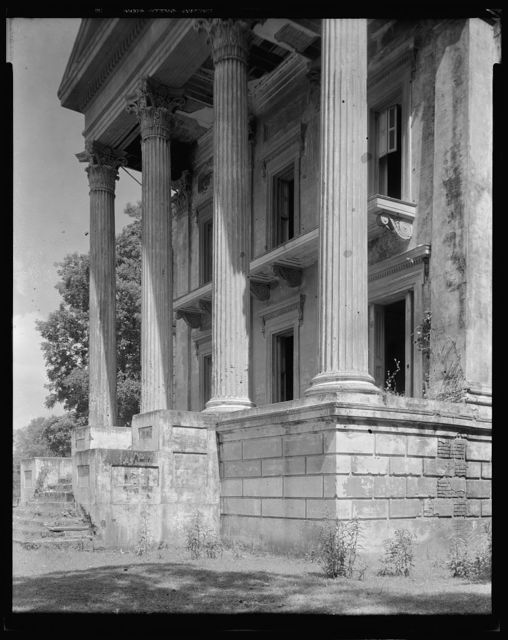 Belle Grove, White Castle vic., Iberville Parish, Louisiana