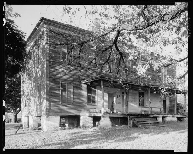Brevard House, Lincoln County, North Carolina
