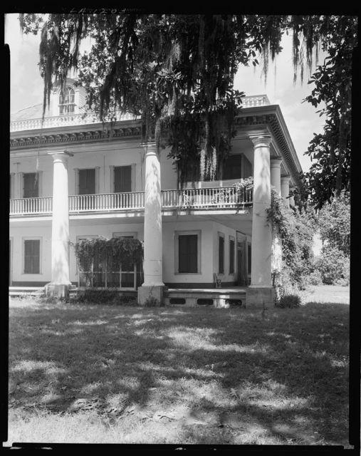 Burnside Plantation, Darrow vic., Ascension Parish, Louisiana