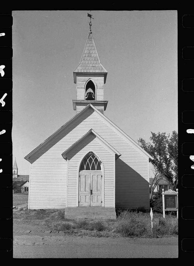 Church, Gilead, Nebraska