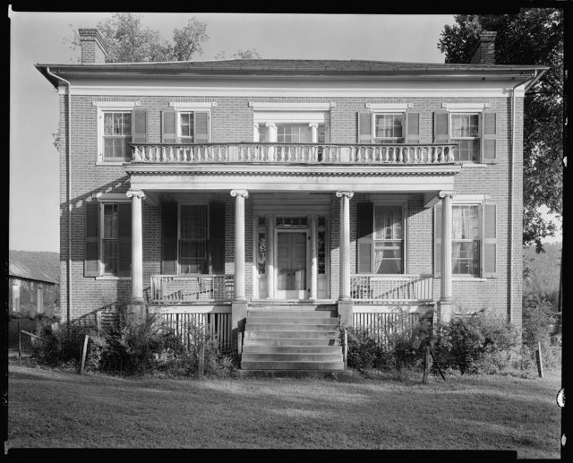 Clover Hill, Lenoir vic., Happy Valley, Caldwell County, North Carolina