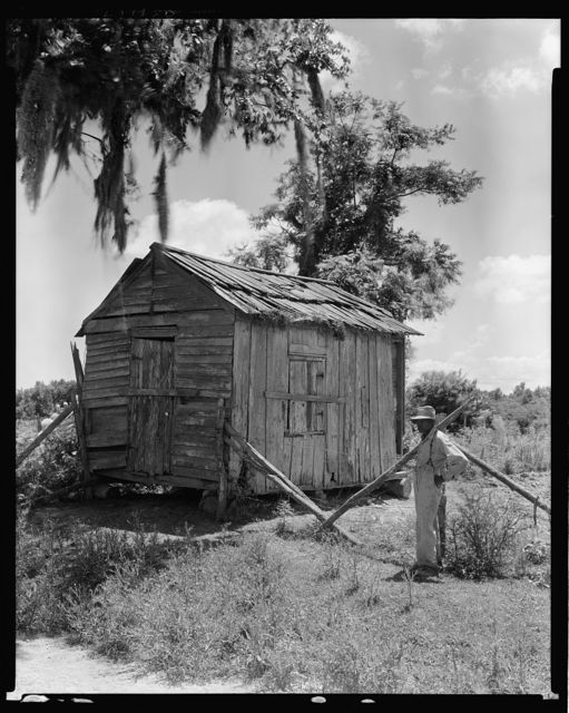 Cotton House, Maringouin vic., Iberville Parish, Louisiana
