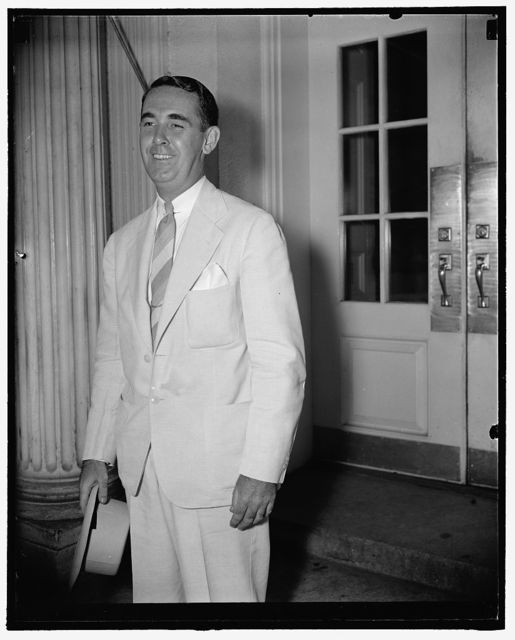Donald Wakefield Smith, member if the National Labor Relations Board