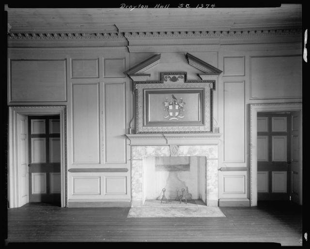 Drayton Hall, Charleston vic., Charleston County, South Carolina