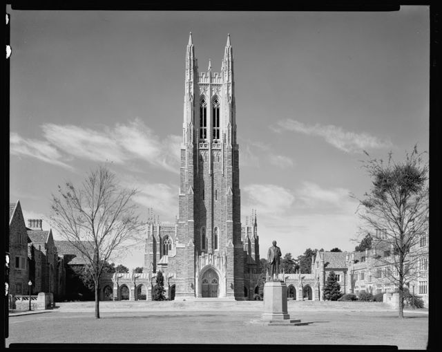 Duke University, Durham, Durham County, North Carolina