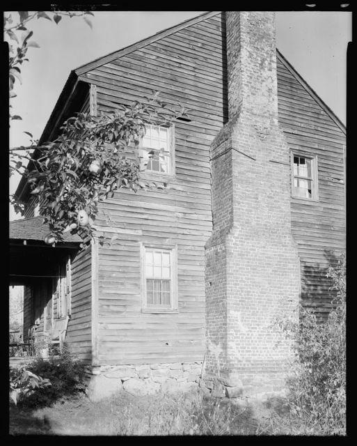 Epherim Davidson House, Mecklenburg County, North Carolina