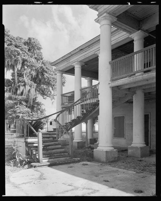Evergreen, Wallace vic., St. John the Baptist Parish, Louisiana