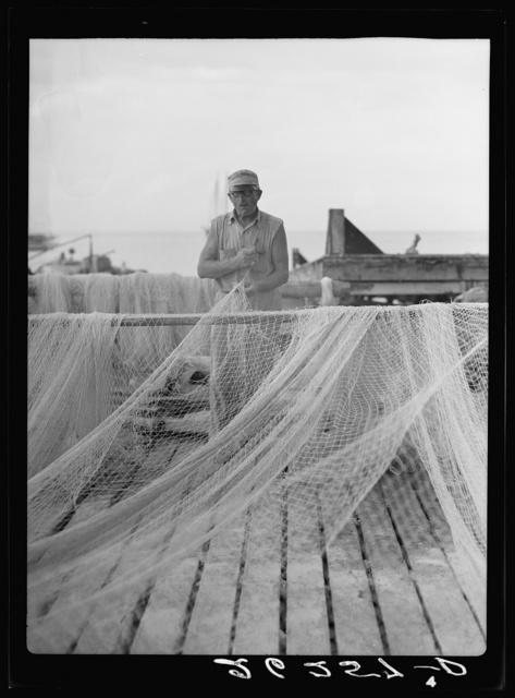 Fisherman. Key West, Florida