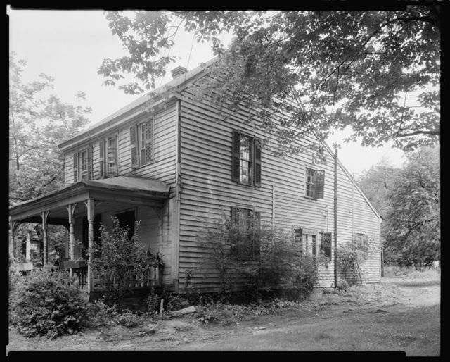 Gattis House, Hillsboro, Orange County, North Carolina