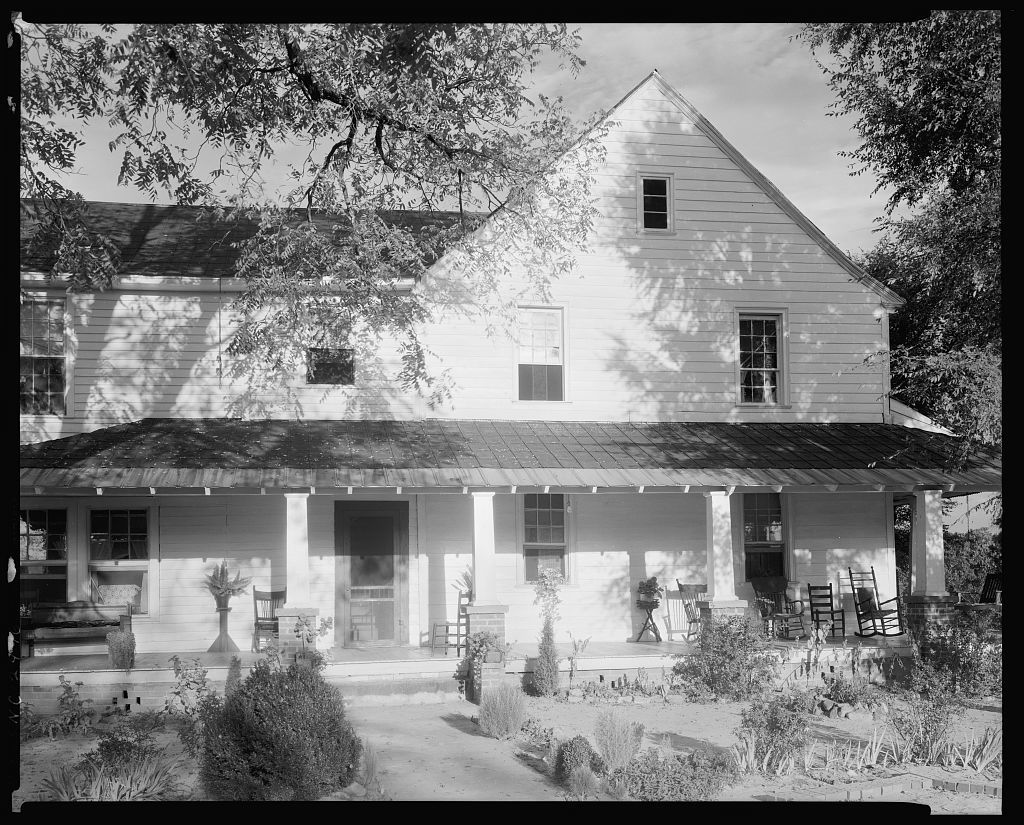 Heyl House, Gaston County, North Carolina