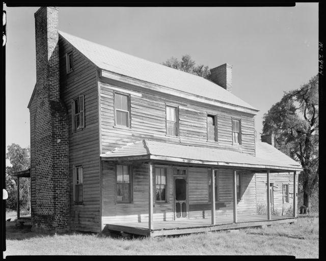 Hobson's Castle, Rowan County, North Carolina