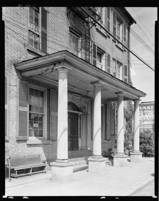 Hoke House, Lincolnton, Lincoln County, North Carolina