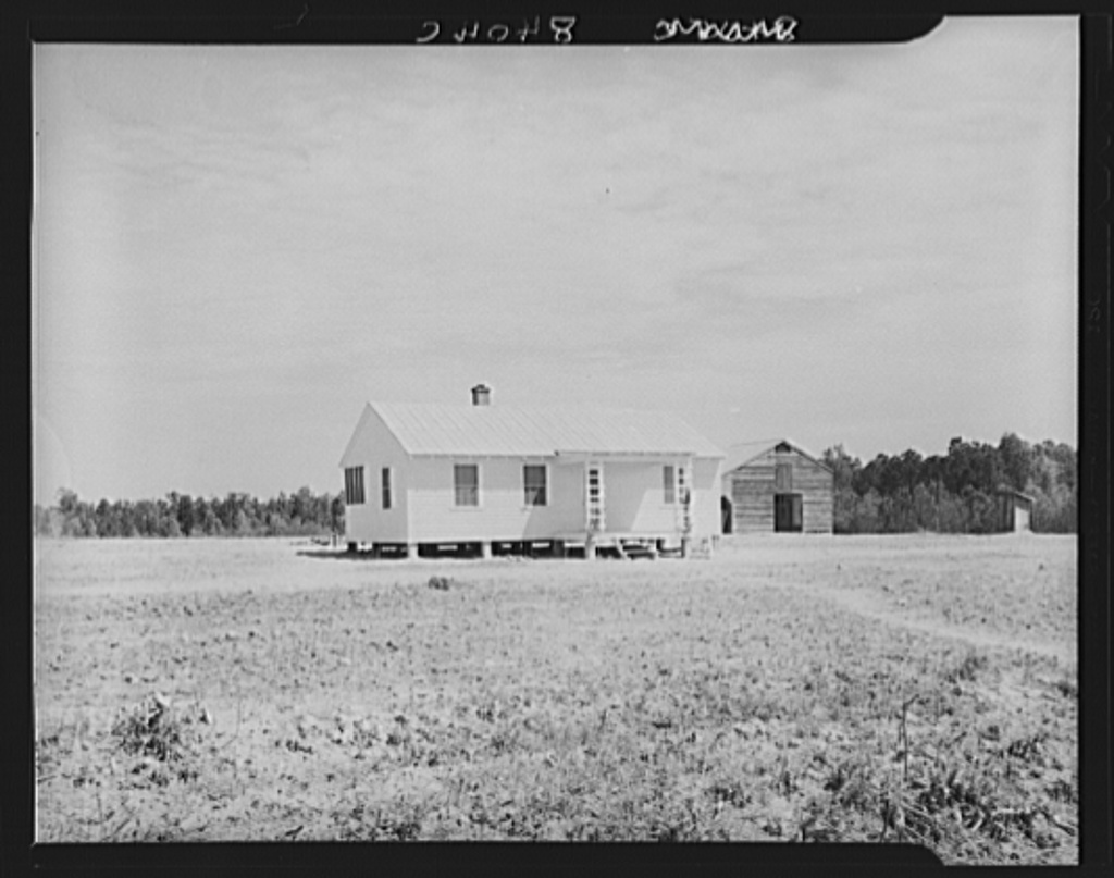 House at Roanoke Farms, North Carolina