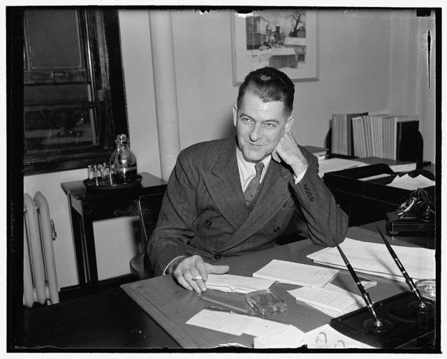 Howard O. Hunter, Deputy Administrator WPA