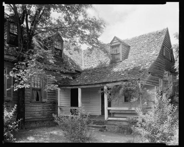 Hudgins House, Warrenton, Warren County, North Carolina