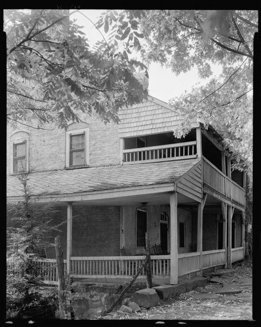 Jamestown house, Jamestown, Guilford County, North Carolina
