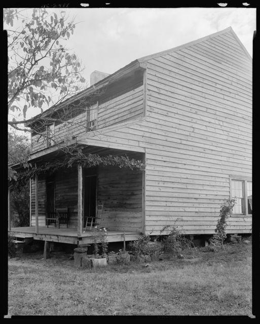 John Moore House, Gaston County, North Carolina