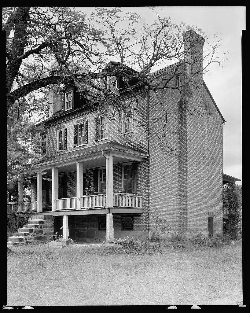 John Smith House, Gaston County, North Carolina