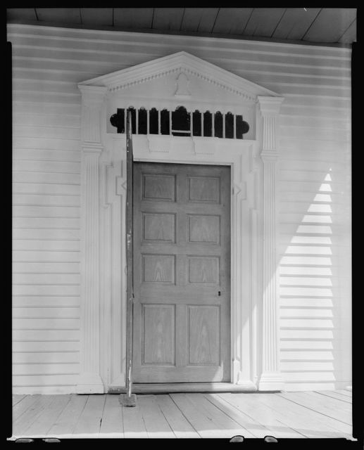 Junius Tillery farm house, Tillery vic., Halifax County, North Carolina