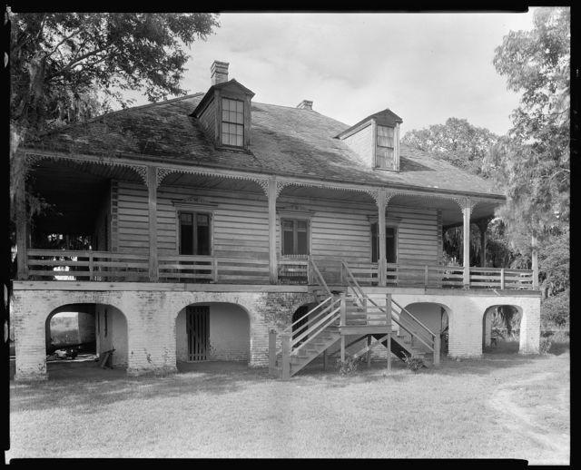 Lacoste Plantation House, St. Bernard Parish, Louisiana