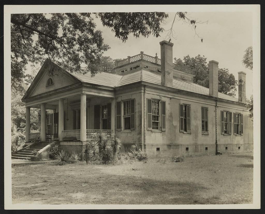 Lansdowne, Natchez, Adams County, Mississippi