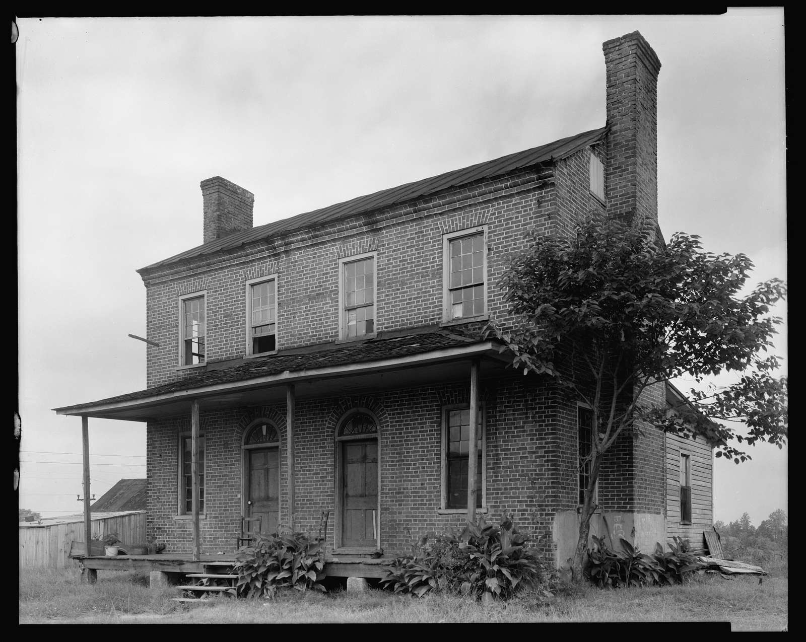 Mason House, Dallas vic., Gaston County, North Carolina