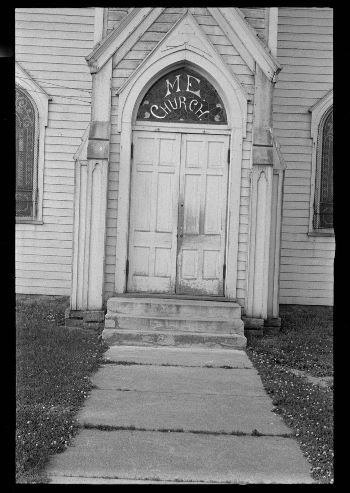 Methodist church, Unionville Center, Ohio