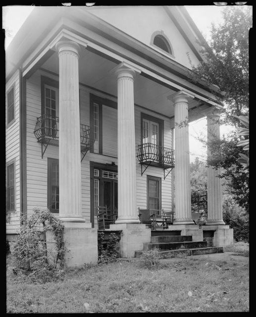 Mills House, Tryon, Polk County, North Carolina