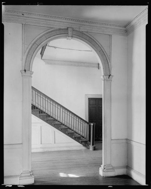 Mosby Hall, Littleton, Halifax County, North Carolina