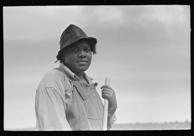 Negro cotton worker, New Madrid County, Missouri