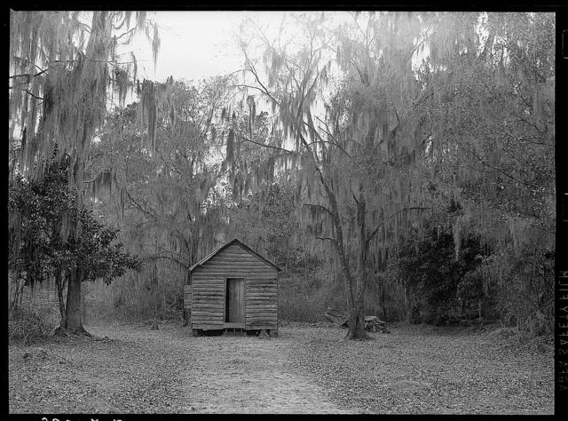 Negro schoolhouses near Summerville, South Carolina