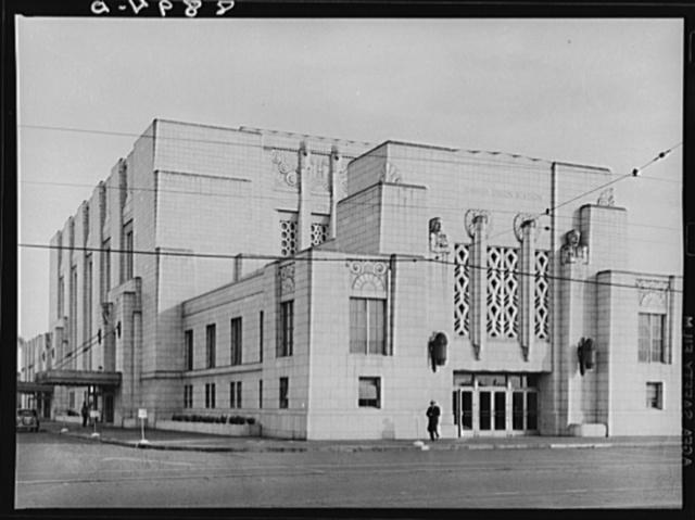 New Union Station. Omaha, Nebraska
