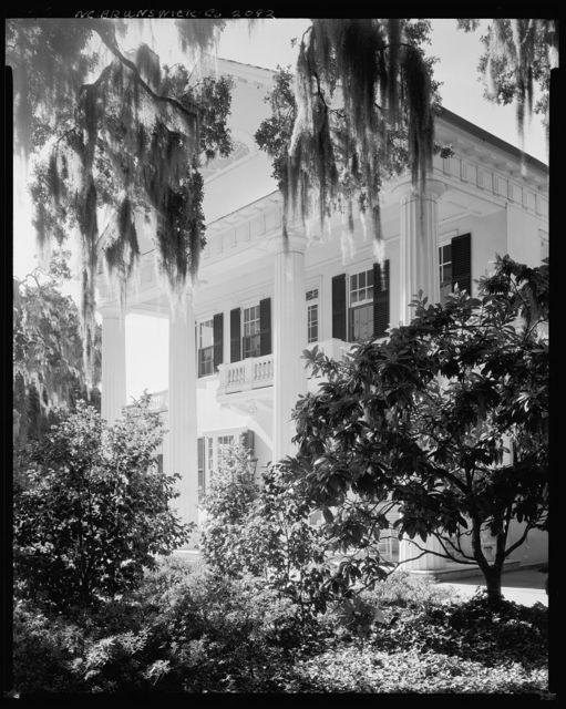 Orton Plantation, near Wilmington, Brunswick County, North Carolina