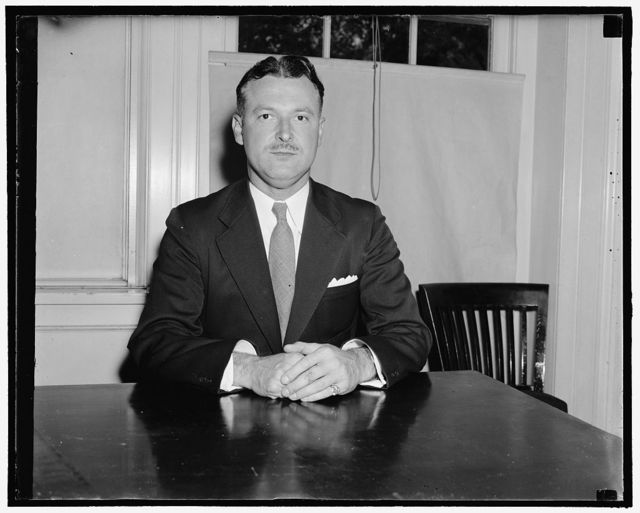 Paul Hart, secret service agent of W.H.