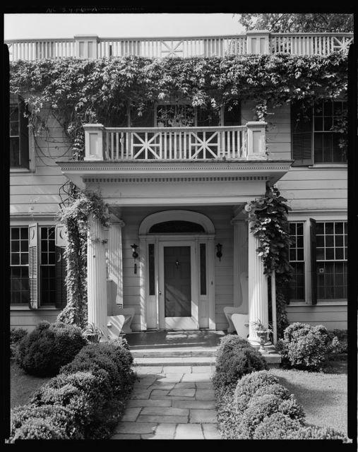 Pendleton House, Warrenton, Warren County, North Carolina